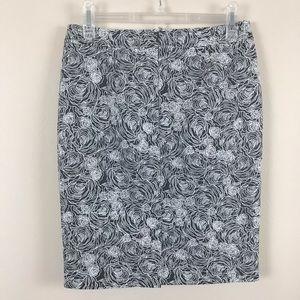 Halogen Skirts - Halogen Nordstrom Floral Pencil Skirt